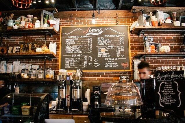 ideas de visión de una cafetería