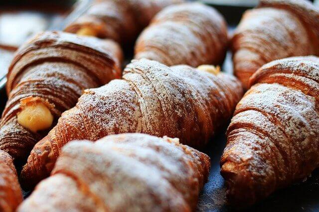 visión de una panadería