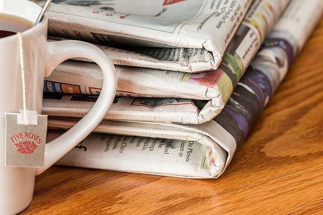 nombres para periódicos antiguos