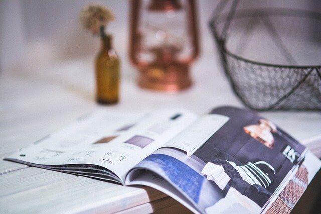 nombres pegadizos para revistas