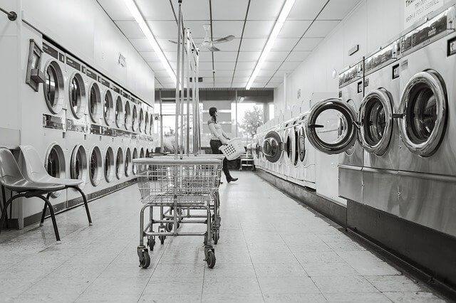 nombres llamativos para lavanderías